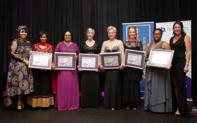 RMA's prosthetics partner honoured in Businesswomen's Association Awards